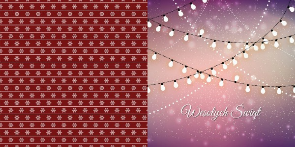Plakaty Kartki świąteczne I Dekoracje Prezentów Do Pobrania