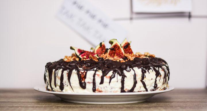 Szybkie i zjawiskowe ciasto biszkoptowe