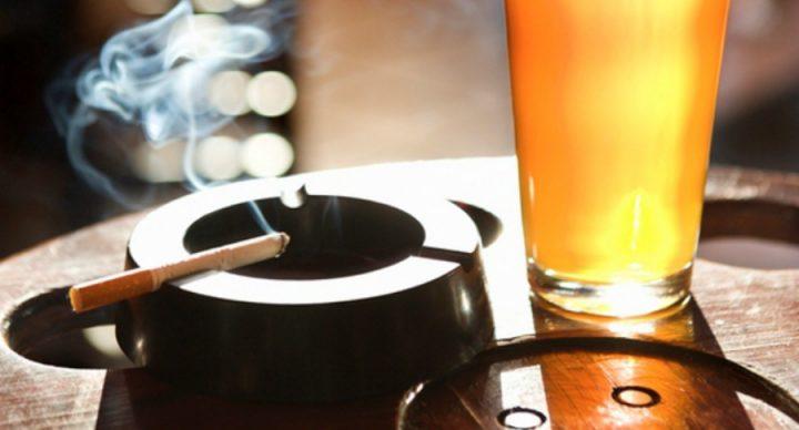 Piwo, dupa i fajki