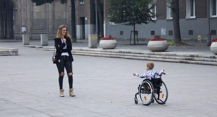 """Nie będę przepraszać, że moje dziecko jest tak """"mało niepełnosprawne"""""""