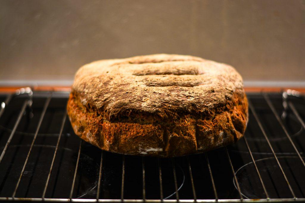 Przepis na chleb.